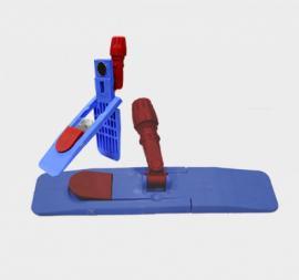 Műanyag mágneses gyorscsatlakozós mop tartó fej 40 cm