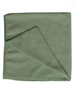 Economy mikroszálas törlőkendő 40x40 cm zöld