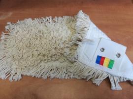 Economy bújtatós füles mop fehér 40 cm