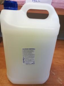 Folyékony szappan glicerines 5l