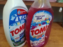 Tomi folyékony mosószer 3 literes