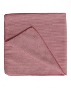 Woven cloth mikroszálas törlőkendő 40X40 cm piros