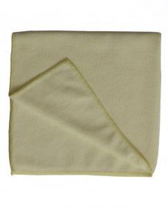 Woven cloth mikroszálas törlőkendő 40X40 cm sárga